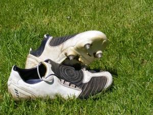 Las botas de fútbol, una cuestión de salud