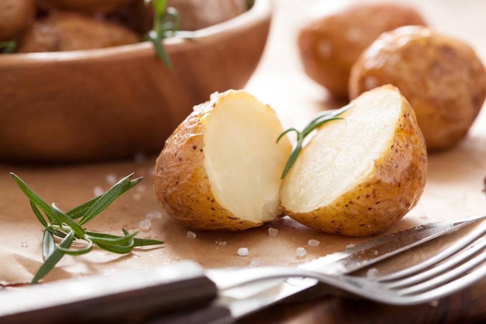 Las patatas, fuente de energía