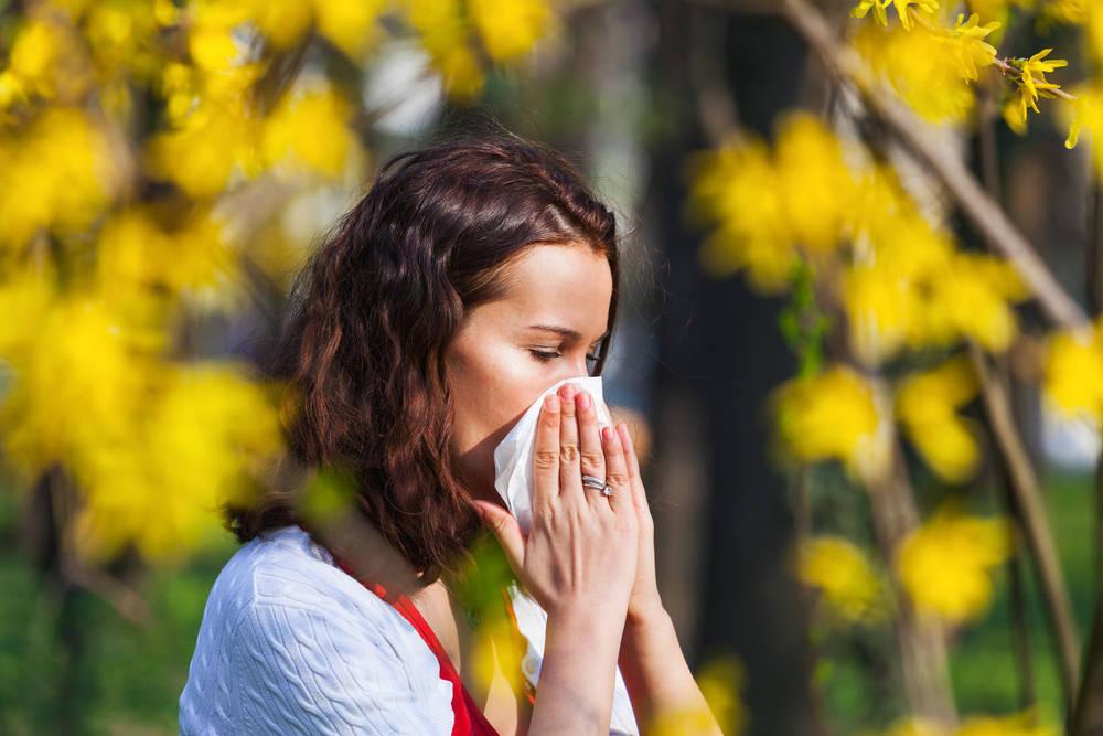 Peligro, alergias