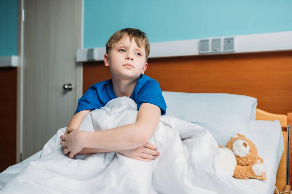 ¿Qué regalar a un niño cuando está en el hospital?