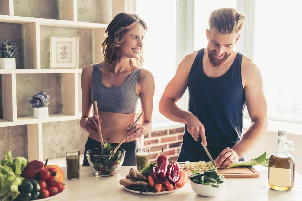 El deporte y la alimentación, factores claves para gozar de una buena salud