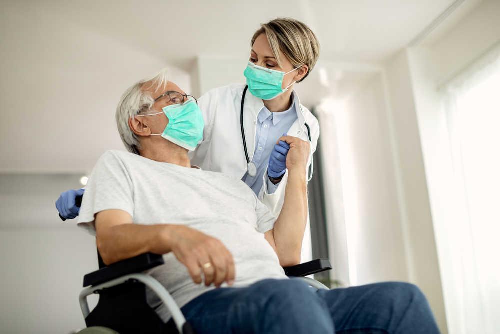 Las familias españolas confían a las residencias de ancianos la salud y la comodidad de sus mayores